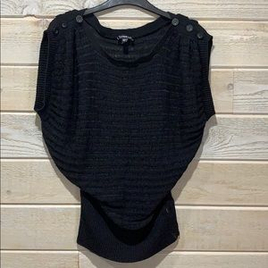 Bebe Short Sleeve Dolman Top